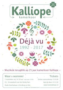 25 jaar Kallíope